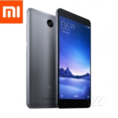 Xiaomi Redmi NOTE3 - 32GB+3GB - 16MP+5MP- 5.5 Inch+4000mAh+4G network 99% new mobile phones Used silver
