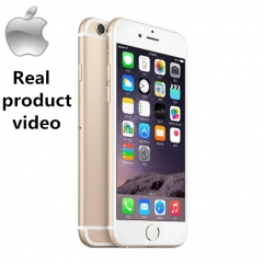 Certified Refurbished :  iPhone 6 - 128GB+1GB - 8 MP- 4.7 Inch+ Fingerprint unlock Smartphone gold