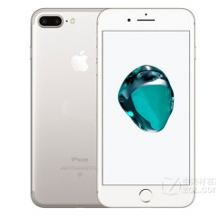 iPhone 7 plus- 32GB+3GB - double12 MP+7MP- 5.5 Inch+4 nuclear+ 4G network 99% new mobile phones Used silver
