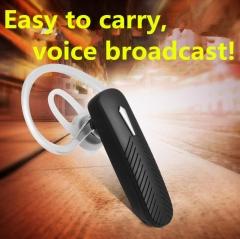 New fashion sports Bluetooth headset, portable headset  CE black