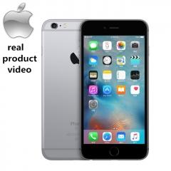 Refurbished iPhone6S : iPhone 6S -16GB+2GB -12 MP+5MP- 4.7 Inch+4G network + fingerprint unlock black