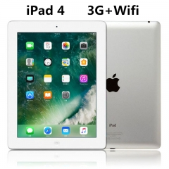 Certified Refurbished: iPad 4 -16GB+1G - 5 MP+2 MP- 9.7 Inch+ 3G network black(16G)