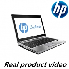 HP - 8470P - i5,3320M processor - 4G,128G solid state disk - HD4000 graphics card Used silver 14 inch screen