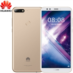 HUAWEI Y7 Prime 2018 - 5.99 Inch - 4G+64G - 13 MP + 2 MP dual camera - FACE UNLOCK Gold (3G+32G)