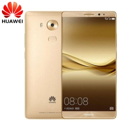 Certified Refurbished: Huawei Mate 8 - 6.0 Inch - 4GB+64GB - 16MP + 8MP - 4000 mAh  battery gold (4g+64g)