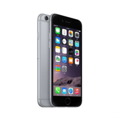 Certified Refurbished: iPhone 6 -16GB+1GB -8 MP- 4.7 Inch+4G network black (without fingerprint)