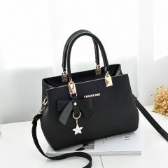 Isble new Fashion handBag Shoulder Messenger Bags Handbags Accessories black 1
