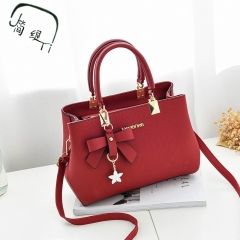 Isble new Fashion handBag Shoulder Messenger Bags Handbags Accessories red 1