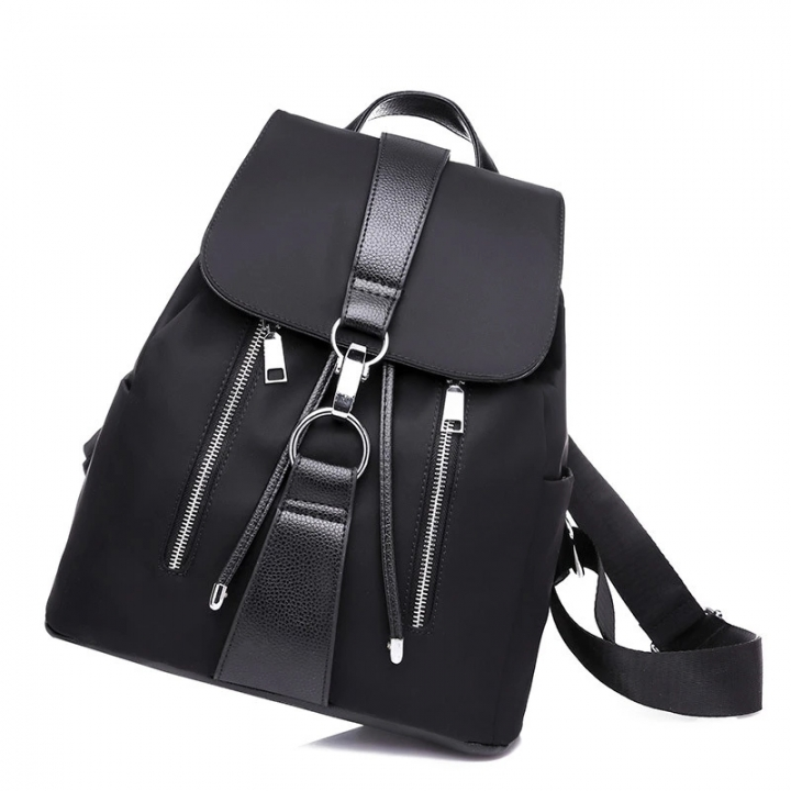 Fashion Backpacks Travel Bags Ladies Handbags Tablet Bags Anti-theft Travel Bags black 1