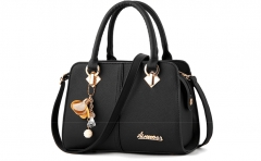 21 Club brands, women's accessories, high quality bags, lady leather bags. black 1