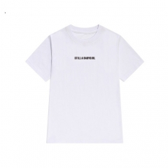 Letters Print Women tshirt Cotton Casual Funny t shirt For Lady Girl Top Tee Hipster   Drop Ship white s