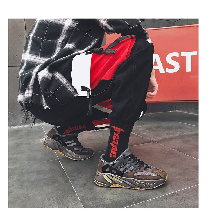 f8241d2ea9639 ISABLE Brand-yeezy 700 Fashion Trend Air-permeable Comfortable ...