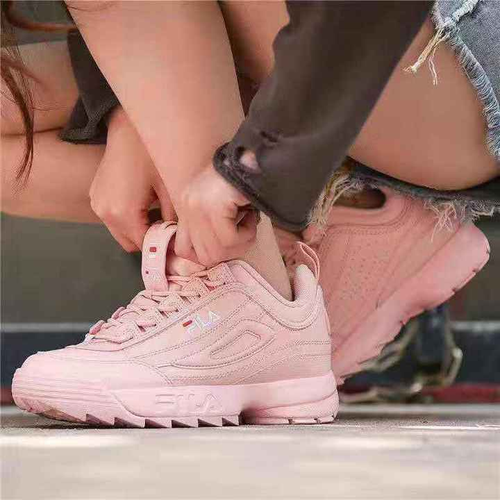 Women Casual Shoes Femme  Spring Autumn Shoes Women Sneakers Flats Fashion all pink 39