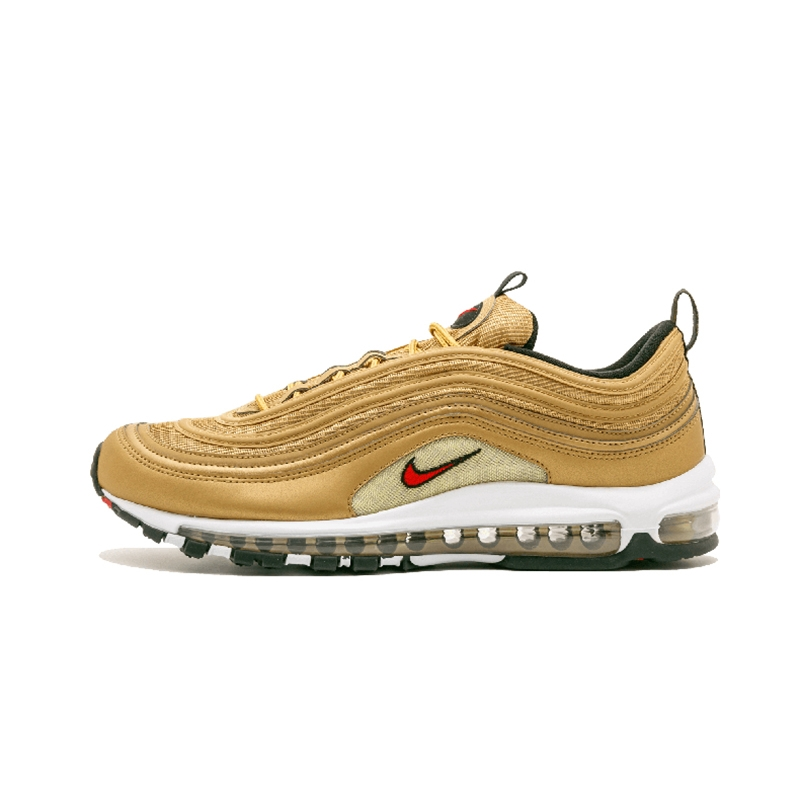 newest collection 0dafb b3820 ISABLE Brand-Air Max 97 RELEASE Men's Running Shoes, Breathable Outdoor  Sports Shoes Silver bullet 36