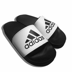 ISABLE Brand-Adidas Men's and Women's Shoes Summer 2019 New Sports Slippers Beach Shoes white 36