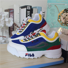 ISABLE -2019 New FILA Destroyer 2 Generation Blade Running Shoes Leisure Sports Shoes Women's Shoes color 36