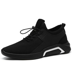 ISABLE New men's shoes winter and fall trends go with casual canvas shoes and men's sneakers white 39