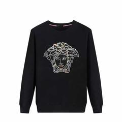 ISABLE Fashion Versace Ironing Sanitary Wardrobe Men's Loose Sleeve T-shirt Men's Jacket 1 m(48-55)kg