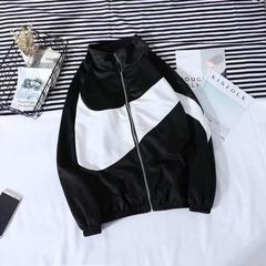 ISABLE Brand- New Arrival 2019 NIKE Sportswear Men's Jacket Hooded Sportswear black S