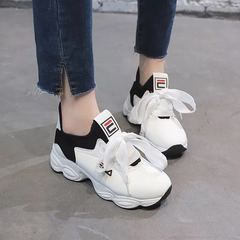ISABLE-FILA's ins Hot Selling Sports Shoes Female Students Make a Hundred Sets  Shoes Fashion Shoes white 35