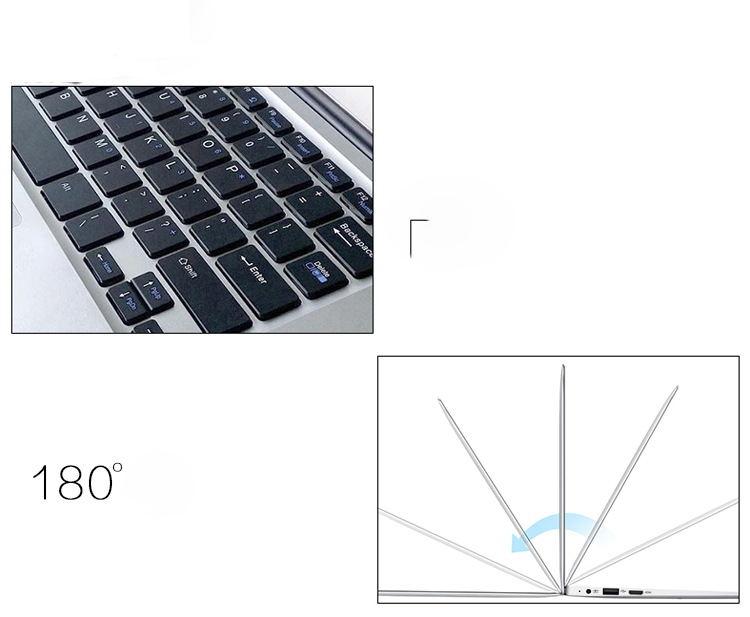 BLUEING-14.1''2G RAM+32G SSD,10000mAh,Core 4,1080 P,Ultrathin white 35*23*1.7 7