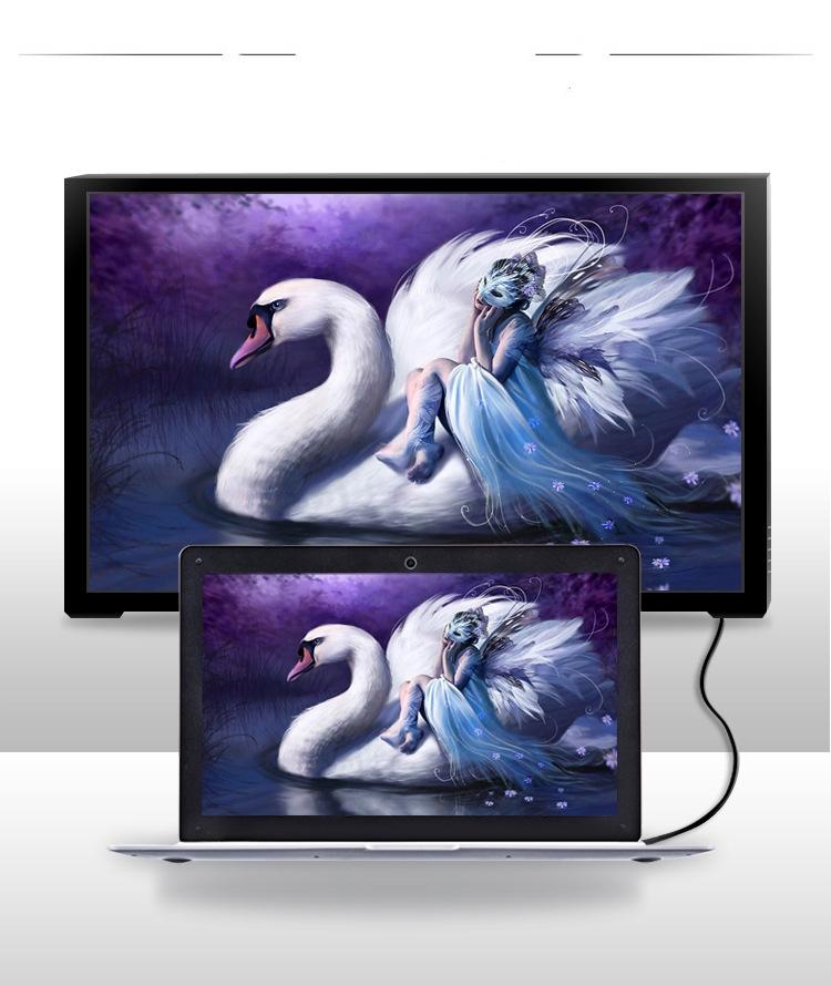 BLUEING-14.1''2G RAM+32G SSD,10000mAh,Core 4,1080 P,Ultrathin white 35*23*1.7 13