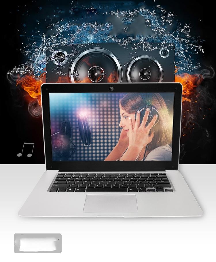 BLUEING-14.1''2G RAM+32G SSD,10000mAh,Core 4,1080 P,Ultrathin white 35*23*1.7 14