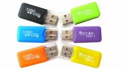 Card Reader,SD,TF ,USB2.0 High Speed Random Unlimited Unlimited 4.8*2*0.6 Unlimited Unlimited
