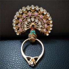Fashion Phone Stand Holder,360 Degree Rotating Finger Ring 5 one size