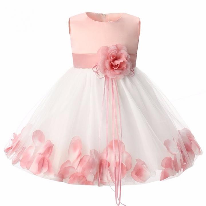 7f71ea547 Newborn Baby Girl 1 Year Birthday Dress Girl Christening Dress ...