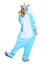Unicorn Panda Bear Koala Pikachu Adult Unisex Cosplay Costume Pajamas Sleepwear For Men Women color1 s