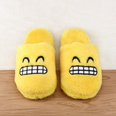 2018 Winter Men Slippers Cute Fashion Unisex Home Slippers Indoors Casual Couple Slippers Loafers colour 01 36