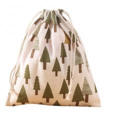 Fashion Portable Drawstring bags Girls Shoes Bags Women Cotton Travel Pouch Storage Clothes handbag colour 01 30.5cm×24cm