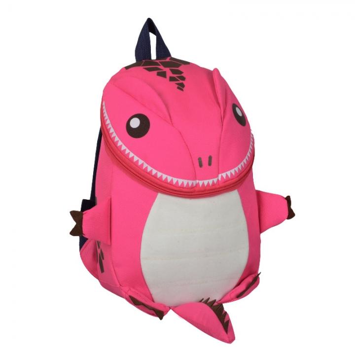 d22e103076ea 3D Dinosaur For Boys backpacks kids kindergarten Small Girls Animal School  Bags Backpack rose red 20cm