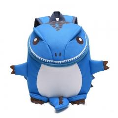 3D Dinosaur For Boys backpacks kids kindergarten Small Girls Animal School Bags Backpack blue 20cm×28cm×8cm