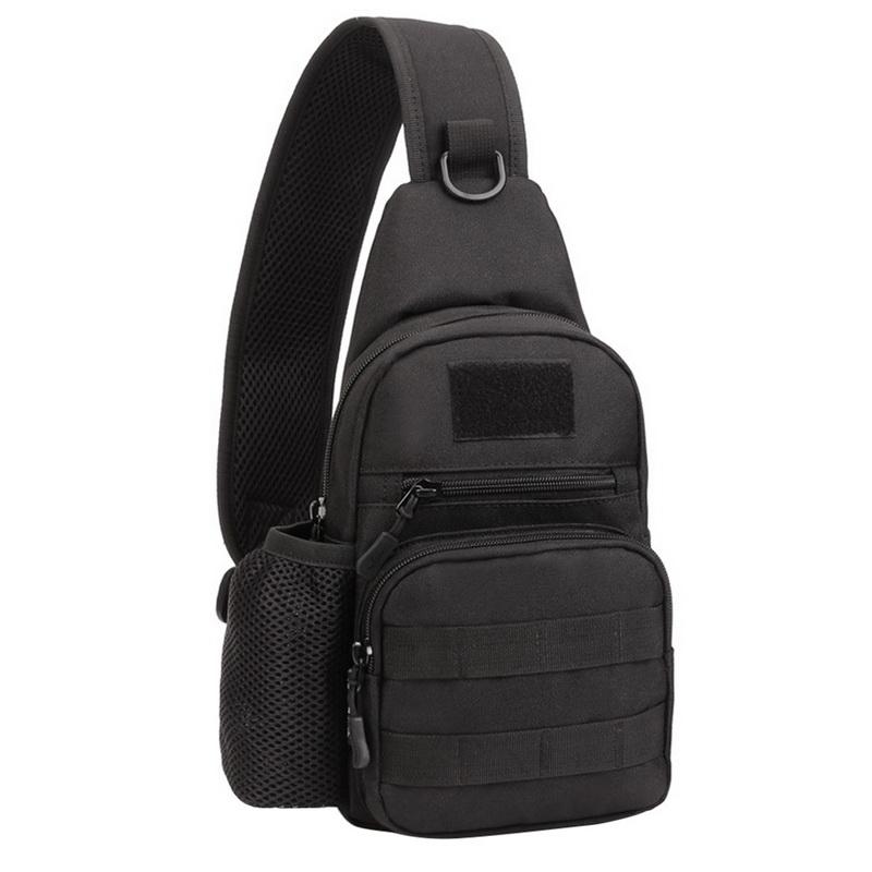 8b67ca4b3a21 Shoulder Designer Mens Messenger Bags Chest Pack Shoulder Luxury ...