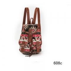 Small Backpack Women Drawstring Backpacks Fashion Girls Printing Backpack Mini Backpack Children colour01 18cm×25cm×9cm