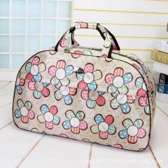 New Waterproof Luggage Handbag Women Travel Bag Portable Travel Bag High Quality colour 02 53cm×33cm×18cm