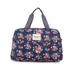 Women Traveling Shoulder Bag Large Capacity Travel Bag Hand Luggage Bag Clothes Organizer dark green L