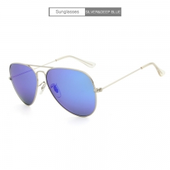 Trend classic color film sunglasses fashion cool sunglasses frog sunglasses 3026 colour01 free size