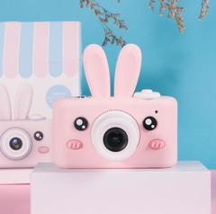 Children's cartoon digital camera silicone small SLR