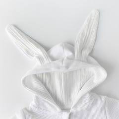 Autumn and Winter Baby Clothes white 66cm