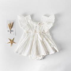 New baby's Jumpsuit white 66cm