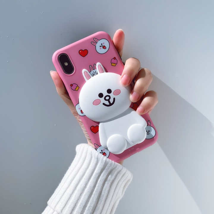 Little bear duckling doll iphone phone case 01 iphone6/6s