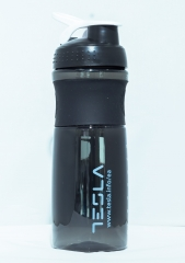 TESLA WATER BOTTLE Black 1litre