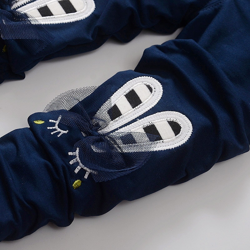 Boys' Clothing Mother & Kids Spring Autumn Children Girl Boys Fashion Clothing Jacket Bow T Shirt Pants 3pcs/sets Leisure Suit Clothes Baby Cotton Tracksuits