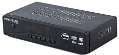 Phelistar Free For Life. No Monthly Payment Free To Air Digital Set Box Decoder - Black