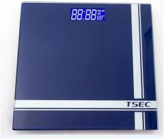 Digital Weighing Scale dark blue