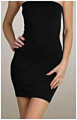 Womens Shaping Slip black 2xl