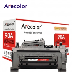 Arecolor 1 Piece Black Toner Cartridge AR-CE390A  (90A)---For HP Printer--- black